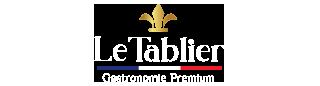 Le tablier – Charcutería francesa Logo